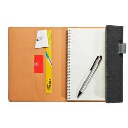Carnet de notes Gadston A5 avec stylo