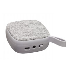 Mini enceinte Bluetooth® Tweed Garvoc