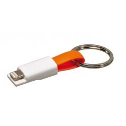 Câble de chargement dual porte-clés Gara