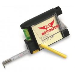 Mètre crayon feuillets Santéri 2 m