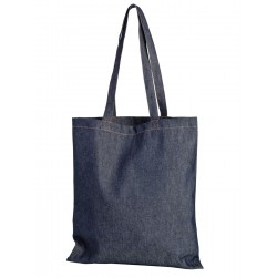 Tote bag coton Denim 180 g