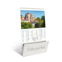VIDE POCHES 6 SITES DE FRANCE