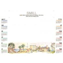 SOUS MAIN 25 FEUILLES SMILL