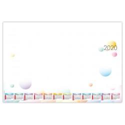 SOUS-MAIN 500X350MM RONDO 25 FEUILLETS