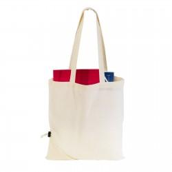 Tote bag coton pliable Mangas 120 g