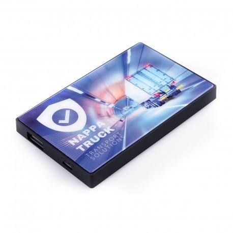 Batterie de secours Glass PM 2500 mAh