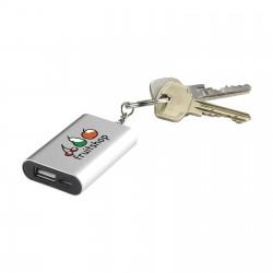 Porte-clés batterie de secours Giel 1000 mAh