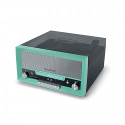 Micro système CD avec platine vinyle Bluetooth® Wyntie