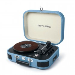 Tourne-disque stéréo Bluetooth® Diderik