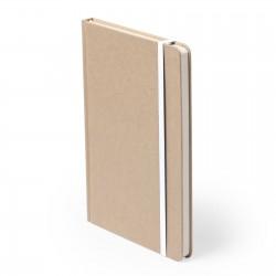 Carnet de notes carton recyclé Wimpie A5