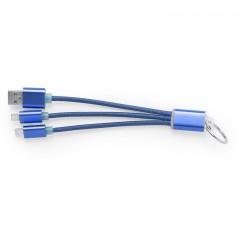 Câble de chargement multi-connecteurs Roos