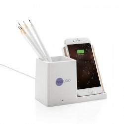 Chargeur à induction 5 W pot à crayons Jolanda