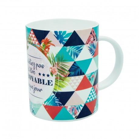 Mug durable Nida 40 cl