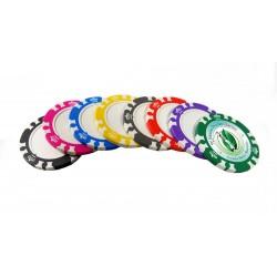 Marque-balle Poker