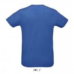 Tee-shirt respirant mixte 130 g couleur