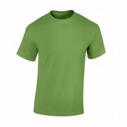 Tee-shirt col v homme peigné 180 g couleur