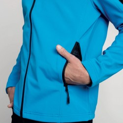 Veste softshell 3 couches homme 300 g