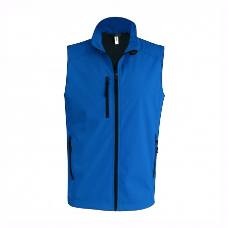 Bodywarmer softshell 3 couches homme 300 g