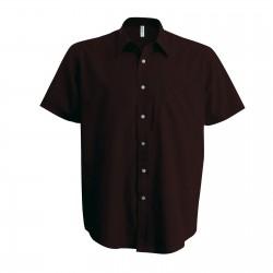 Chemise femme ou homme polycoton 110 g couleur