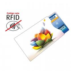 Protège carte anti-Rfid carton Sean