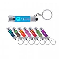 Porte-clés lampe mat Néa