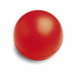 BALLE ANTI-STRESS ROUGE