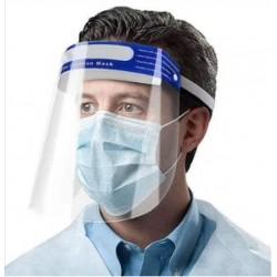 Visière de protection visage plexi