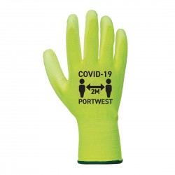 Gants de manutention COVID-19