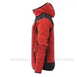 Veste ergonomique tricot homme 300 g