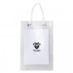 Sac shopping PP Interra 20 x 30 x 8 cm