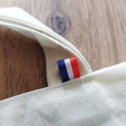 Tote bag coton avec soufflets Hendila 150 g