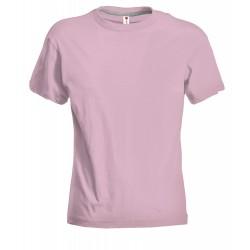Tee-shirt femme peigné 150 g couleur