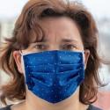 Masque tissu personnalisable sublimation