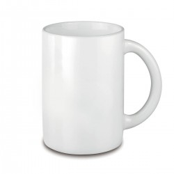 Mug porcelaine blanc 25 cl