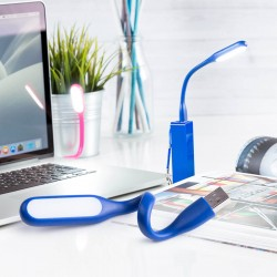 Lampe flexible USB Sila