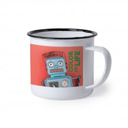 Mug sublimation Banga 38 cl