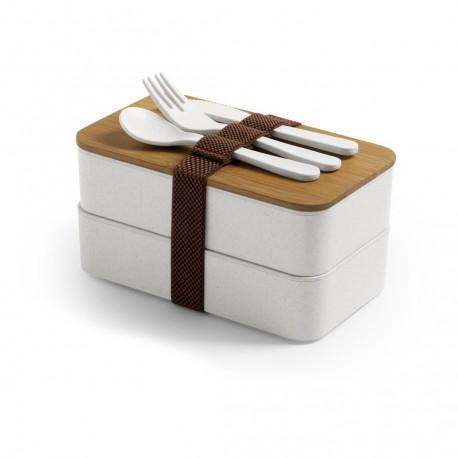 Boîte à repas bambou Tib