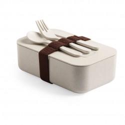 Boîte à repas bambou Sillo