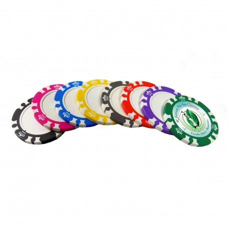 Marque-balle golf Poker