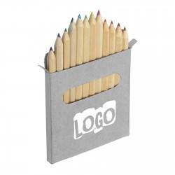 Boîte de 12 crayons de couleur Priska