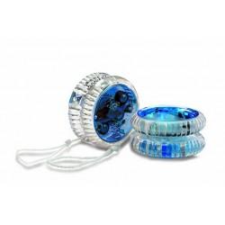 Yoyo bleu clignotant