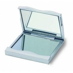 Double miroir carré Aria