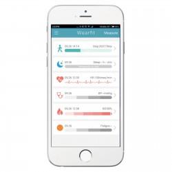 Montre intelligente Bluetooth® Santy