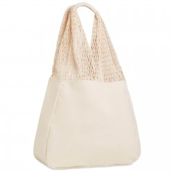 Sac shopping filet coton Rayol