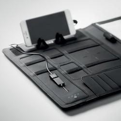 Conférencier avec batterie de secours Limmo A4