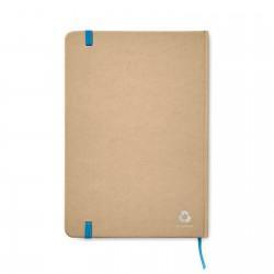 Carnet de notes matériau recyclé Poly A5