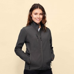 Veste softshell 3 couches femme 270 g