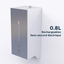Distributeur mural automatique pour contenance 0,8 l