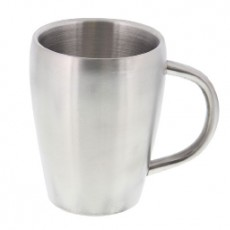 Mug métal Dilley double paroi 22 cl