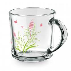 Mug en verre Tofy 28 cl